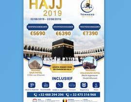 Nro 45 kilpailuun New Flyer Hajj 2019 (Belgium) käyttäjältä AdsignSolution
