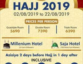 Nro 40 kilpailuun New Flyer Hajj 2019 (Belgium) käyttäjältä FarooqGraphics