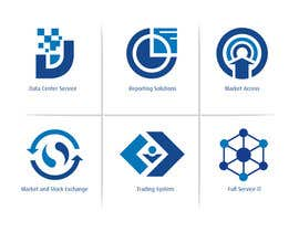 #11 cho 6 Icons for IT Company bởi pjison