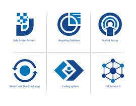 #12 for 6 Icons for IT Company by pjison