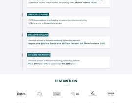 Nro 95 kilpailuun Unique website design with great UX käyttäjältä shakilaiub10