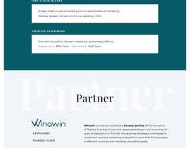 Nro 100 kilpailuun Unique website design with great UX käyttäjältä albinasuslova12