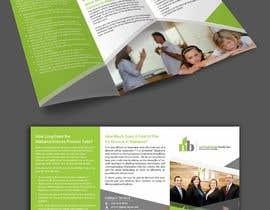 Nro 6 kilpailuun Design a Brochure käyttäjältä dissha