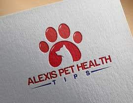 #22 para I'm looking for a custom logo for my Pet Blog Site - Alexis Pet Health Tips por shawon497319