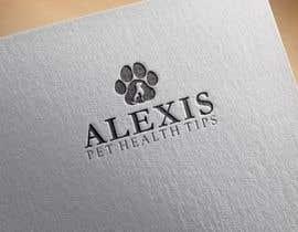 #13 para I'm looking for a custom logo for my Pet Blog Site - Alexis Pet Health Tips por xninedezine
