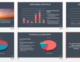 Nro 8 kilpailuun Infographic for presentation käyttäjältä gianggy11