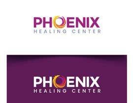 Nro 140 kilpailuun Logo for Phoenix Healing Center käyttäjältä davincho1974