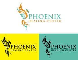 Nro 39 kilpailuun Logo for Phoenix Healing Center käyttäjältä naseer90