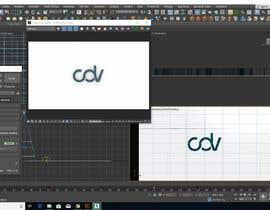 #34 para Video 3D intro logo CDV por creartarif