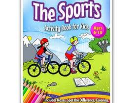 #24 untuk Sports Activity Book Cover (6-10) oleh naveen14198600