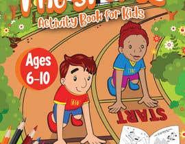 #33 untuk Sports Activity Book Cover (6-10) oleh ssandaruwan84