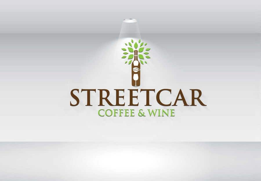Конкурсная заявка №124 для StreetCar Coffee & Wine, Logo Design