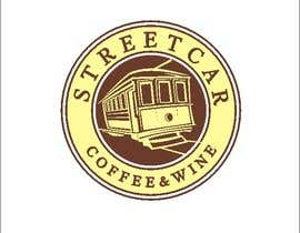 #113 for StreetCar Coffee & Wine, Logo Design by ElenaKuzmich