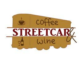 #97 for StreetCar Coffee & Wine, Logo Design by apronel