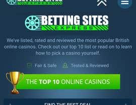 Nro 26 kilpailuun Logo for a Affiliate Gambling Website käyttäjältä KLTP