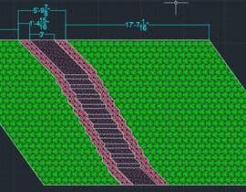 #2 for Landscaping a slope in the front yard (no retaining wall allowed) by iamnayemprodhan