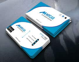 #174 for design business card by raselbdwiner