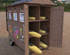 #30 für Design a multi kayak storage unit von creartarif