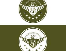 #58 for We need a military style logo af ganjarini