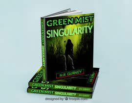 #36 for Green Mist Singularity _ Book Cover Competition by Bozlulkarim185