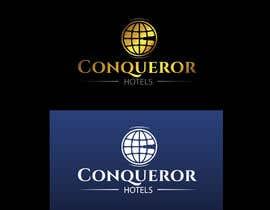 #459 para Conqueror Hotels - Logo Design por Hecctt0r