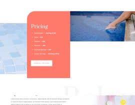 Nro 34 kilpailuun New website layout for a Urban Spa company käyttäjältä tanjina4