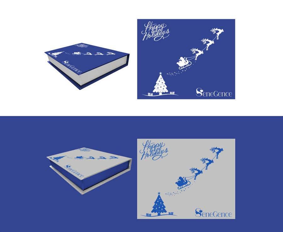 Proposition n°41 du concours Build me a Christmas Box design