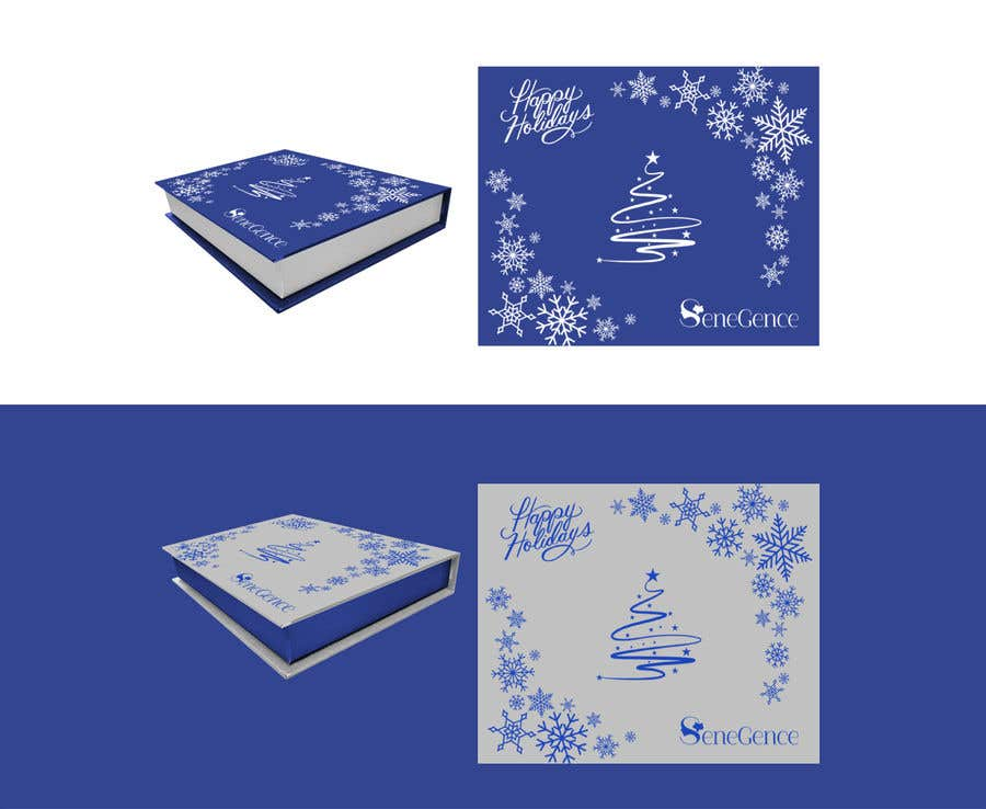 Proposition n°43 du concours Build me a Christmas Box design