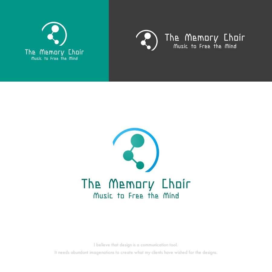 Bài tham dự cuộc thi #29 cho I need a logo for a choir called The Memory Choir with a strap line 'Music to Free the Mind'