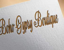sumaiyakhanam209 tarafından LOGO/BRANDMARK for THE BOHO GYPSY BOUTIQUE için no 98