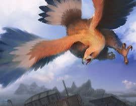 HRShagor71 tarafından Mythological Roc Eagle için no 39
