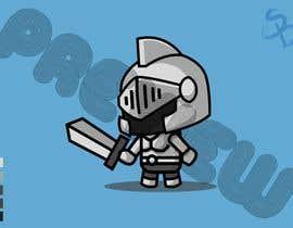 #5 untuk Indie Game 2D Character Design Skeletal Template / Knight oleh frogfreak