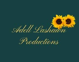 nº 14 pour Need current logo revamp. Company is Adell Lashawn Productions par NurulAinAnisha