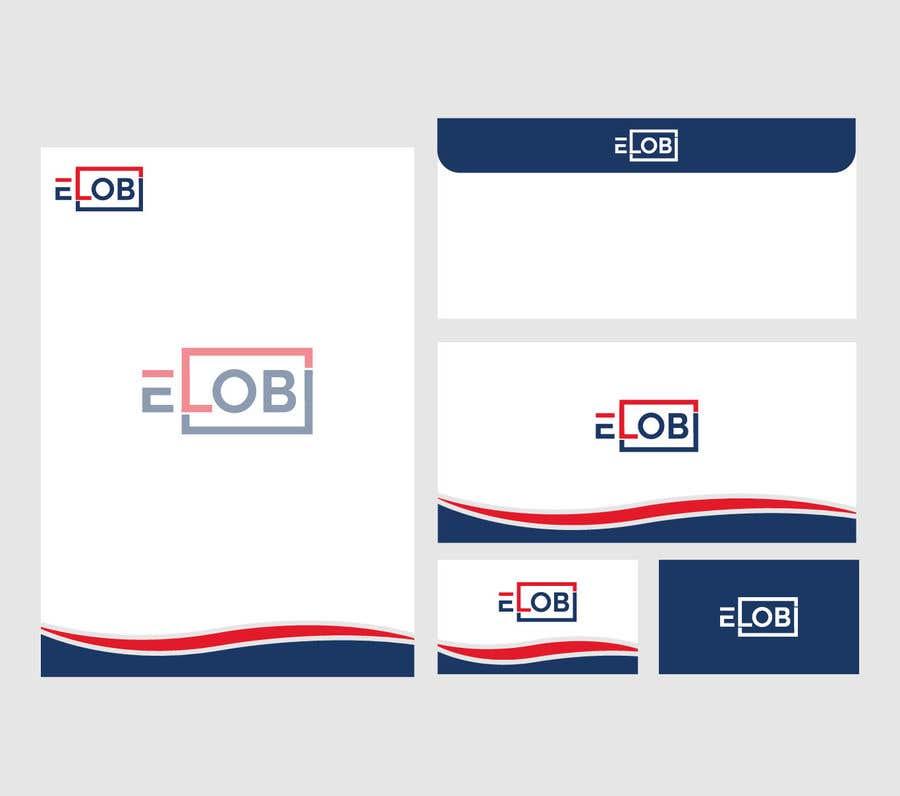 Konkurrenceindlæg #226 for logo, and biz card layout & fonts