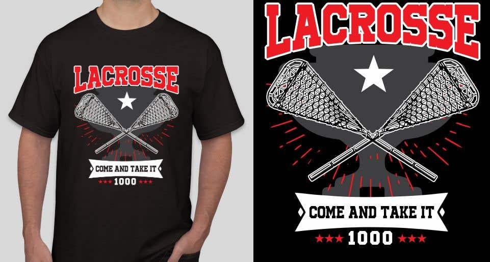 Konkurrenceindlæg #223 for Lacrosse 1000