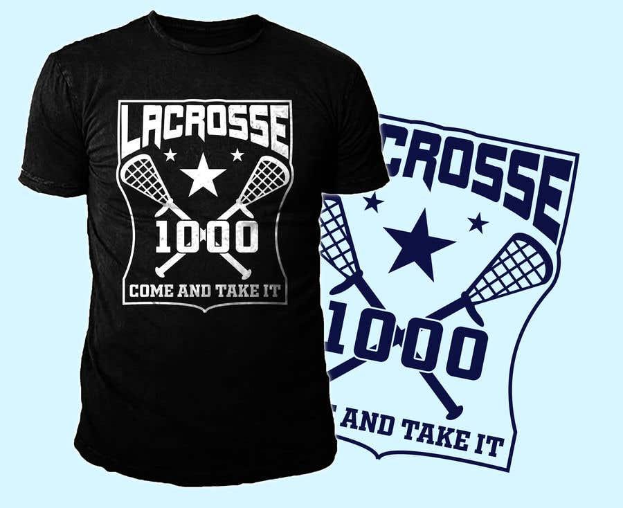 Konkurrenceindlæg #156 for Lacrosse 1000