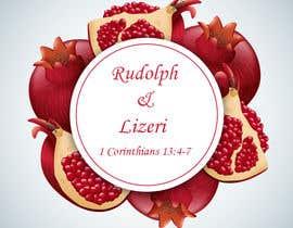 #21 for Wedding Logo af ZinebElmezouri