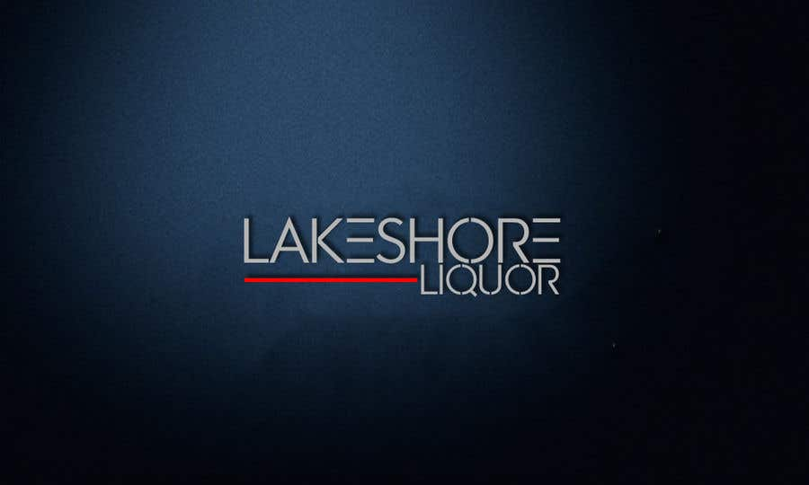 Конкурсная заявка №25 для Create a Logo For My Business (Lakeshore Liquor)