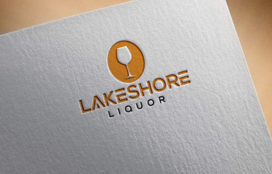 Конкурсная заявка №38 для Create a Logo For My Business (Lakeshore Liquor)