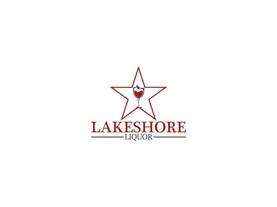 Конкурсная заявка №109 для Create a Logo For My Business (Lakeshore Liquor)