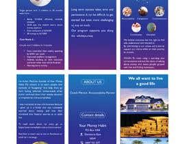 #3 for Design 2 fold brochure af sunnycom