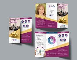 #15 for Design 2 fold brochure af jaydeo