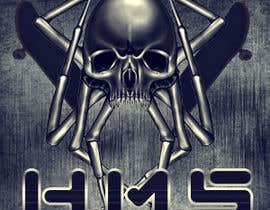 #1 for Logo Design for my skateboard company HMS. af DesignSkilloz