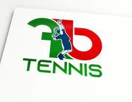 #63 para Logo para escola de tênis por robsonpunk