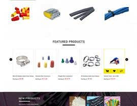 #25 for Re-design Ecommerce Website Homepage by SahriarFaisal