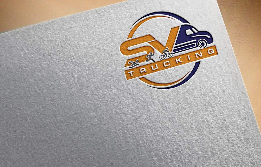 Конкурсная заявка №44 для Logo for a Trucking Company