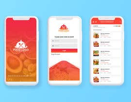 #62 for Build a mobile UI for online food ordering app by anciwasim