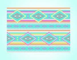 #18 for Simple Shape Pattern Design Similar to Image Posted af Annart91