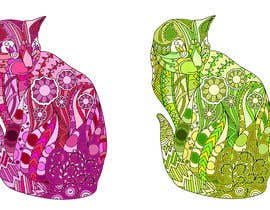 #5 untuk Color 4 Identical Cats - 4 Seasons oleh luismoncada1082