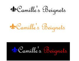 #75 для Logo for Business: Camille's Beignets от Swapan7